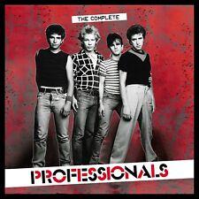 THE PROFESSIONALS - COMPLETE PROFESSIONALS 3 CD NEU