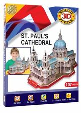 St Paul's Cathedral 3D Puzzle - Build-Your-Own - Christmas Gift Present