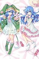 Anime DATE·A·LIVE Yoshino Otaku Body Hugging Pillow Case Dakimakura Pillow Cover
