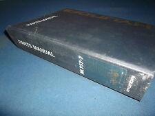 HYUNDAI HL757-7 WHEEL LOADER PARTS MANUAL BOOK CATALOG