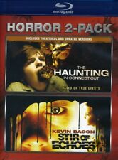 The Haunting in Connecticut / Stir of Echoes [New Blu-ray] 2 Pack, Subtitled,