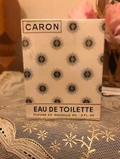 VINTAGE PERFUME   BY CARON - Paris Sealed Brand New
