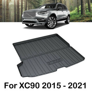 Heavy Duty Cargo Rubber Waterproof Mat Boot Liner for Volvo SUV XC90 2015-2021