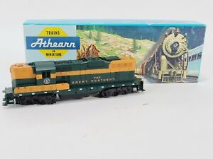 Athearn 3057 Great Northern EMP GP9 Dummy Train Engine Kit HO Vintage NEW