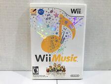 Wii Music (Nintendo Wii, 2008) Complete