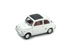 Fiat 595SS Abarth stradale 1965 1/43 R461 Brumm Made  Italy