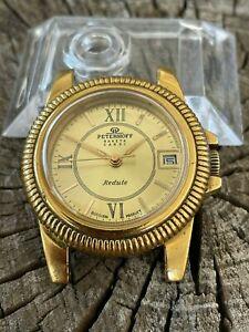 Mechanical wrist watch RAKETA Cardi Petergoff 2614 N Russian watch
