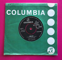 """E579, Dance On !,  The Shadows, 7"""" 45rpm Single, Excellent Condition"""