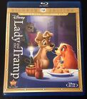 Lady and the Tramp (Blu-ray/DVD, 2012, 3-Disc Set, Diamond Edition Includes Digital Copy)