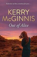Out of Alice by Kerry McGinnis (Paperback, 2017) Australian Setting