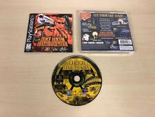 Duke Nukem Time To Kill Complete PS1 Playstation 1 Game CIB