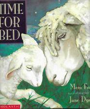 MEM FOX Time for Bed 2007 SC Book