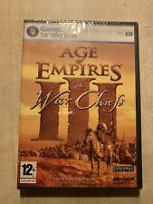 Age Of Empires The War Chief Sealed