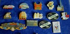 14 McDonalds Pins-Wirtshaus zum goldenen M,Hallen,Berlin,Soltau,Develey-Div 12
