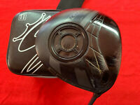 Cobra LTD Matte Black Driver Stiff Handcrafted Project X and Headcover GC