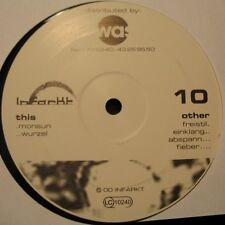 "Benjamin Wild – Navigator VG+ Infarkt VINYL 12"" TECHNO"