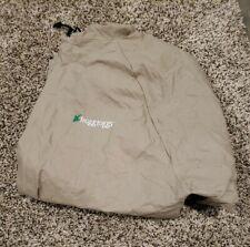 New listing Frogg Toggs Khaki Rain Jacket Size Large see desc (Sg5)