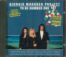 """GIORGIO MORODER PROJECT """"To Be Number One"""" CD-Album"""