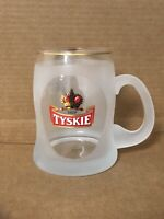 Tyskie Beer Glass (Brand New, Made in Poland)