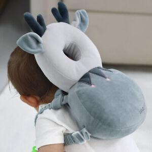 Baby Kopfschutz Pad Rückenschutz Fallschutz Sicherheitskissen Kissen Gehhilfe