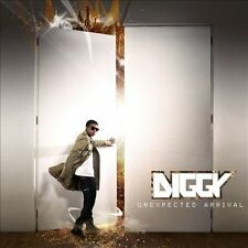 Diggy: Unexpected Arrival Extra tracks, Limited Edition Audio CD