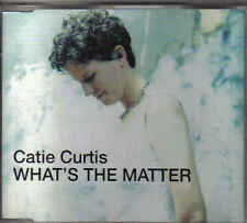 Catie Curtis-Whats the matter  cd maxi single