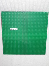 "LEGO Green Baseplate (10""x10"") 32x32 New"