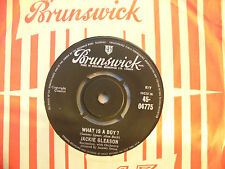 JACKIE GLEASON WHAT IS A BOY / WHAT IS A GIRL Brunswick 04775