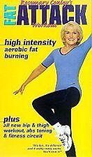 Rosemary Conley - Fat Attack [VHS], Good VHS, ,