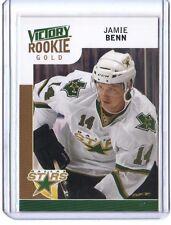 2009-10 Upper Deck Victory Gold #308 Jamie Benn ROOKIE RC 15$US