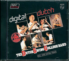 The Dutch Swing College Band - Digital Dutch CD West Germany Red Philips