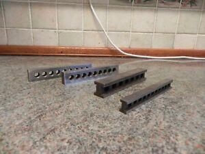 4 Vintage Engineers Parallel Bars