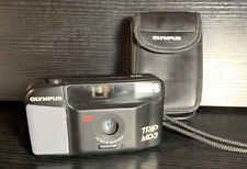 Olympus Trip MD3 35mm Film Point & Shoot Camera Tested With Case