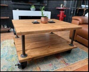 Vintage Coffe Table Used
