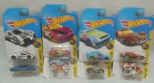 Hot Wheels HW Art Cars Lot Of 8 Vehicles Collectible Diecast Toys Pop Art Style