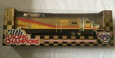 Racing Champions Nascar Gold Transporter With Stock Car WCW Jackson 1-1500