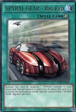 Yu Gi TDIL-en089 spyral Gear-Big Red