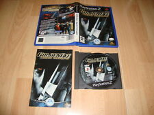 007 JAMES BOND GOLDENEYE AGENTE CORRUPTO PARA LA SONY PS2 USADO COMPLETO