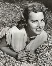 SEXY BUSTY TERRY MOORE AT AGE 24 ORIGINAL VINTAGE PORTRAIT STILL #1