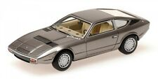 Maserati Khamsin 1977 Grey Metallic 1:43 Model MINICHAMPS