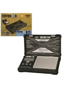 TRITON T3R Rechargeable 500g x 0.01g Micro USB My Weigh Precision Pocket Scales