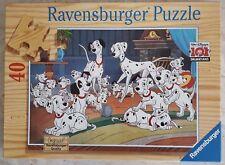 Puzzle bois 40  pièces, 101 Dalmatiens, Ravensburger