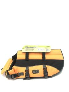 Outward Hound Pet Saver Dog Life Jacket Large 40 LBS - 70 LBS With Grab Handle