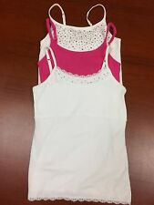 Camisole Set - 3 pack girls size medium