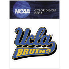 UCLA Bruins Logo NCAA Die Cut Vinyl Car Sticker Bumper Window