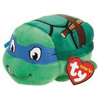 Ty Beanie Babies 42173 Teeny Tys Leonardo Teenage Mutant Ninja Turtles