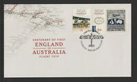 Australia 2019 : First England to Australia Flight, First Day Cover