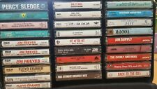 Music Cassette Tapes - You Pick - $3 - 50s, 60s, 70s, 80s, 90s all genres.