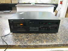 Yamaha Natural Sound Cassette Deck TC-920B