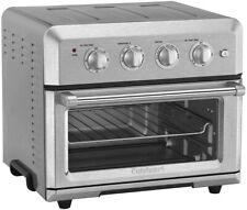 Cuisinart CTOA-120FR 1800 Watts Air Fryer Toaster Oven, Stainless Steel